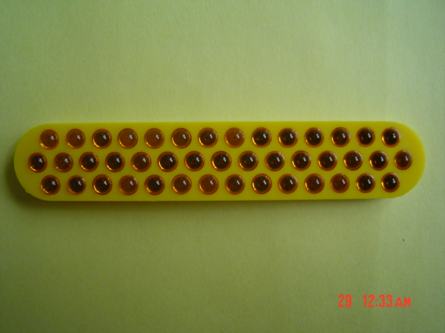 43 Beads Reflector